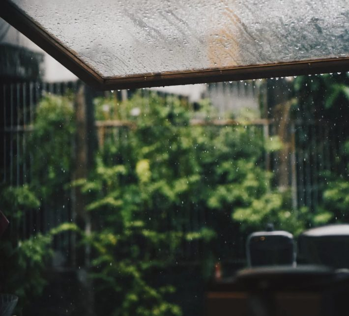 Hukum ramalan hujan
